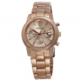 Classique Women's Radiant Dial Multi-Function Polished Bracelet AS8087