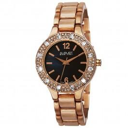 Vida Women's Crystal Bezel MOP Dial Bracelet AS8135