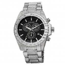 Mercury Men's Tachymeter Bezel Chronograph Bracelet AS8104