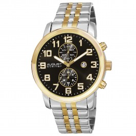 Endeavor Men's Radiant Dial Multi-Function Bracelet AS8175