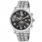 Endeavor Men's Radiant Dial Multi-Function Bracelet AS8175