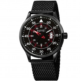Urbane Men's Pilot Style Mesh Bracelet AS8223