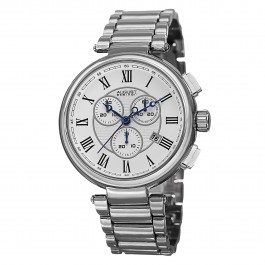 Endeavor Men's Roman Numeral Chronograph Bracelet AS8148