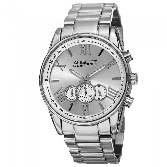 Endeavor Men's Radiant Dial Chronograph Bracelet AS8163